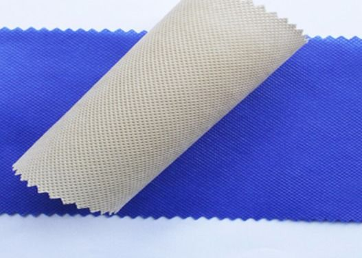 100% PP Spunbond Nonwoven Fabric Embossed Pattern 1.6m To 2.4m Eco Friendly